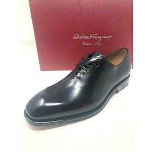 New Salvatore Ferragamo Black Shoes Size 7-11, 13